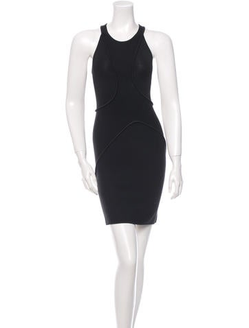 A.L.C. Bodycon Dress None