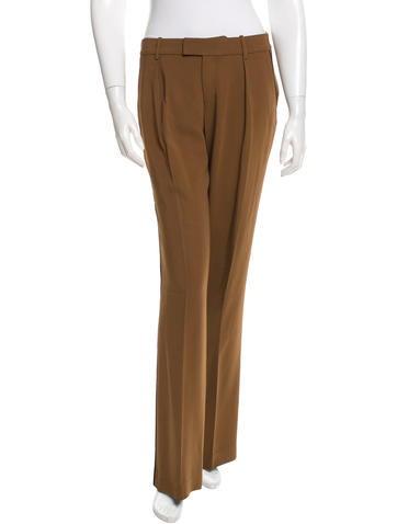 A.L.C. Mid-Rise Straight-Leg Pants