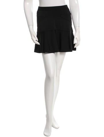 A.L.C. Knit Mini Skirt None