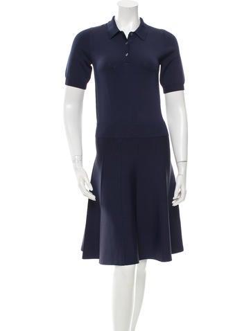A.L.C. A-Line Midi Dress None