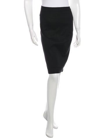 A.L.C. Knee-Length Pencil Skirt