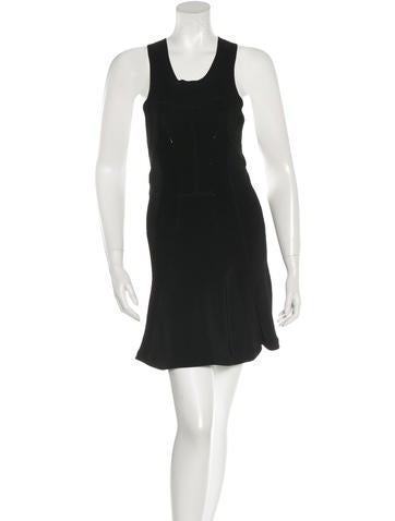 A.L.C. Cutout Sleeveless Dress None