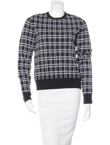 A.L.C. Knit Long Sleeve Top w/ Tags None