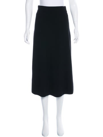 A.L.C. A-Line Midi Skirt w/ Tags None