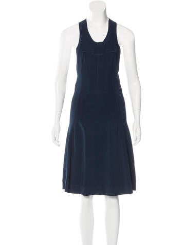 A.L.C. Sleeveless Midi Dress w/ Tags None