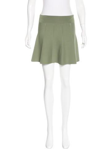 A.L.C. A-Line Mini Skirt None