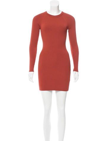 A.L.C. Pre-Fall 2016 Knit Mini Dress None