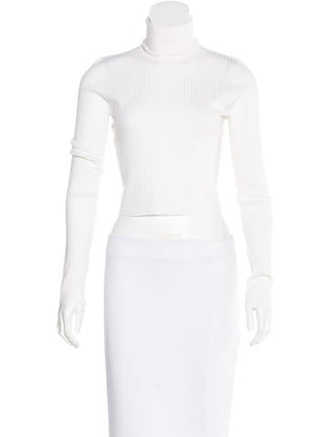 A.L.C. Merino Wool Turtleneck Top w/ Tags None
