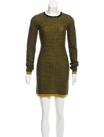 A.L.C. Sima Wool Sweater Dress w/ Tags None