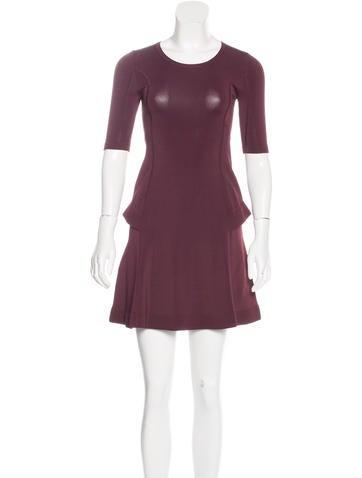 A.L.C. Knit Sheath Dress None