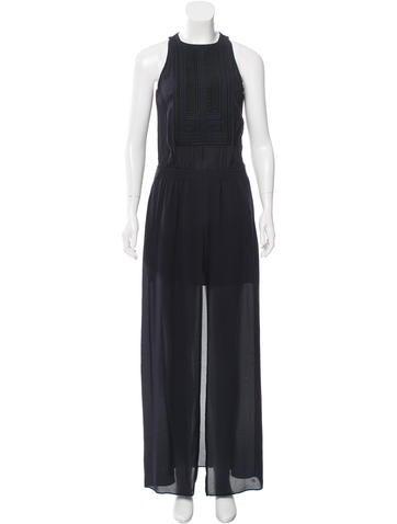 A.L.C. Silk Sleeveless Dress