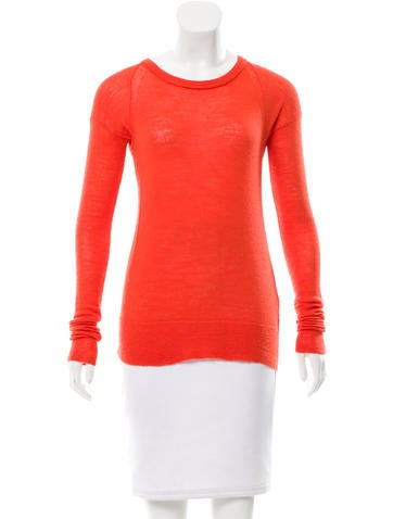 A.L.C. Wool Cutout Sweater None
