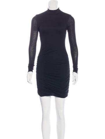 A.L.C. Knit Midi Dress None