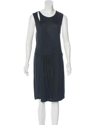 A.L.C. Knit Midi Dress None