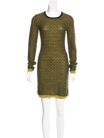 A.L.C. Wool Sweater Dress None