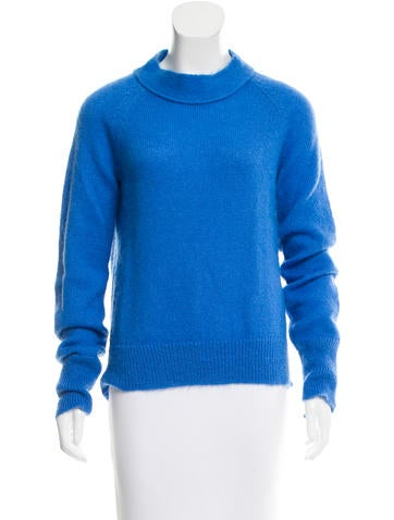 A.L.C. Mohair Knit Sweater None