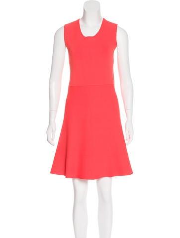 A.L.C. A-Line Mini Dress None