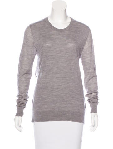 A.L.C. Long Sleeve Cutout Sweater None