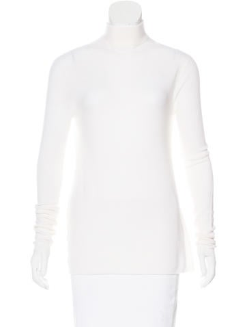A.L.C. Wool Turtleneck Sweater None