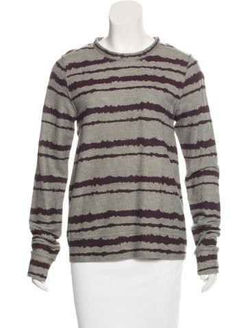 A.L.C. Conlo Striped Sweater w/ Tags None