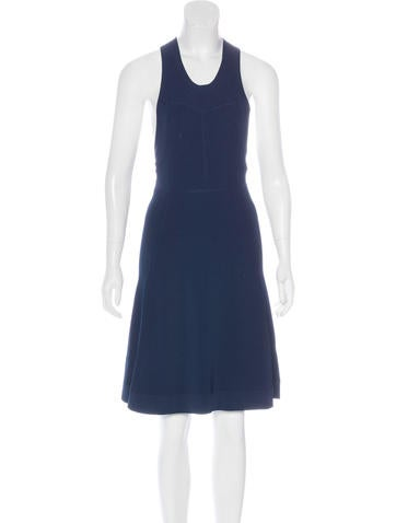 A.L.C. Knit A-Line Dress None