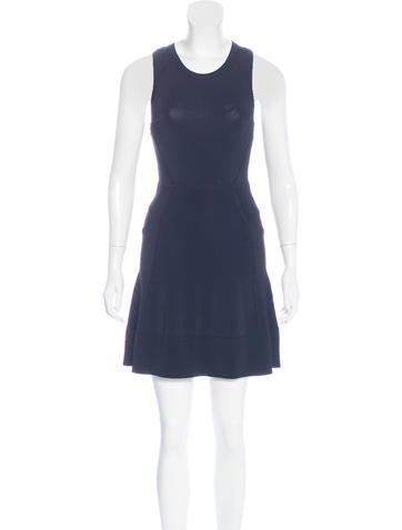 A.L.C. Knit A-Line Dress None