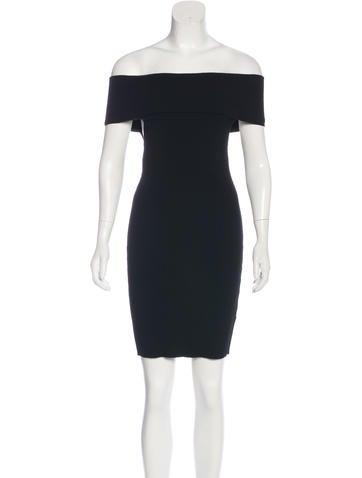 A.L.C. Off-The-Shoulder Mini Dress w/ Tags None