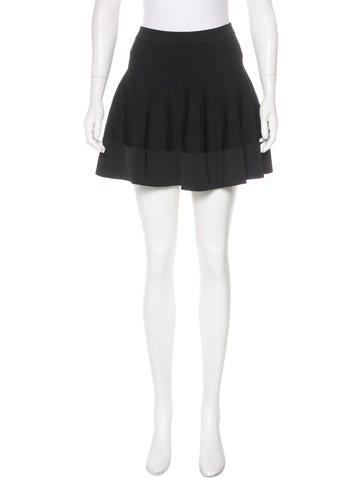 A.L.C. A-Line Knit Skirt None