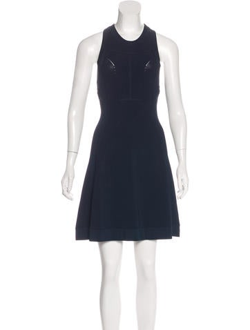 A.L.C. Sleeveless Knit Dress None