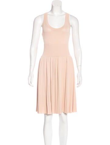 A.L.C. Sleeveless Midi Dress None