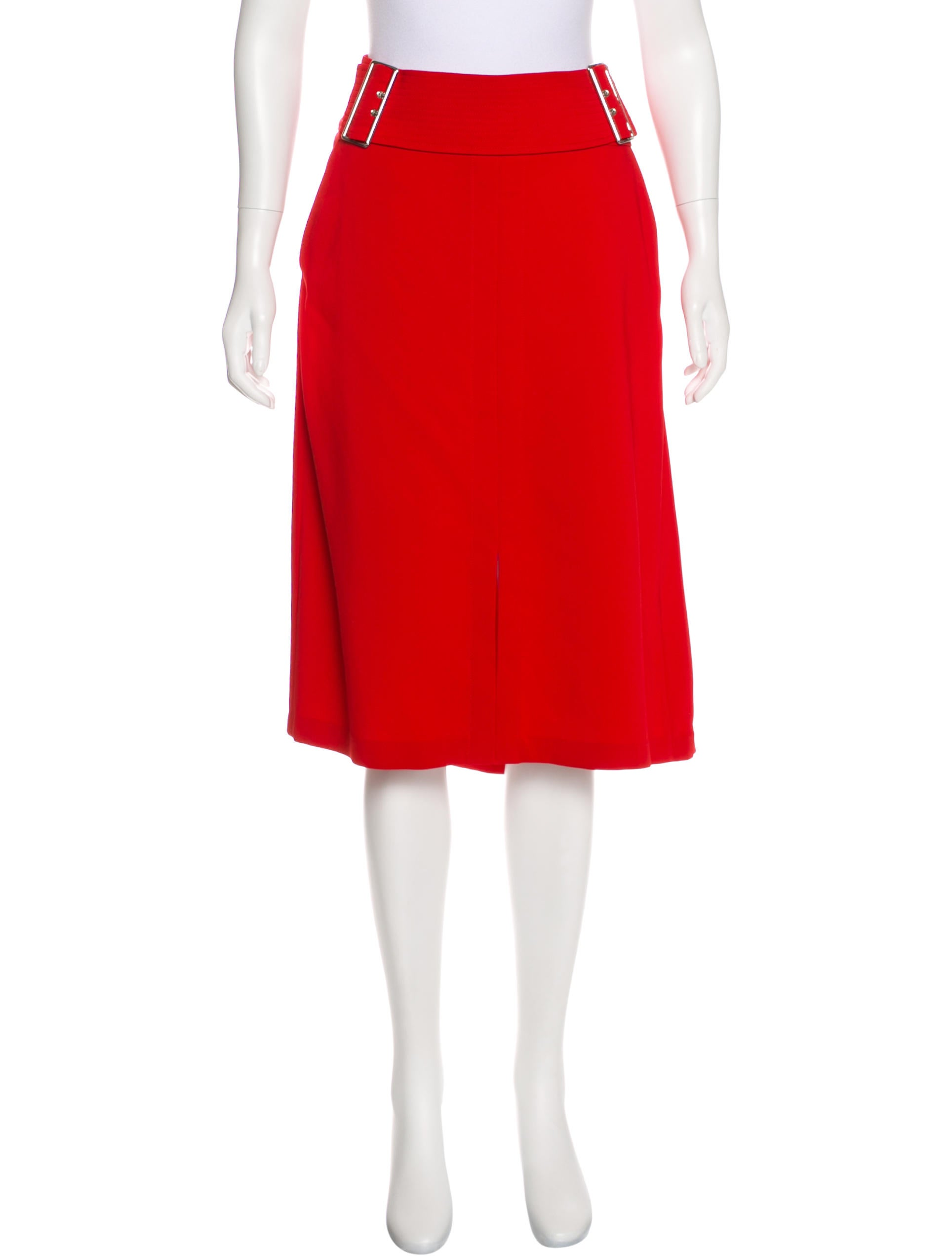 a l c belted pencil skirt clothing wa437184 the