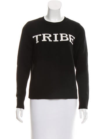 A.L.C. Wool Intarsia Sweater None