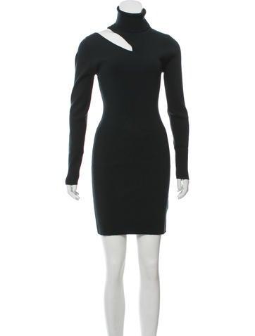 A.L.C. Rib Knit Sweater Dress w/ Tags None