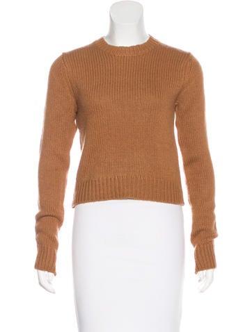 A.L.C. Wool & Cashmere-Blend Sweater None