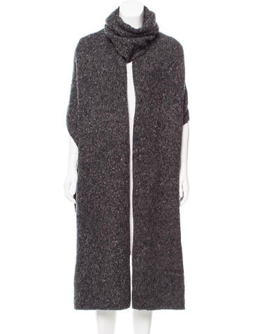 A.L.C. Wool Blend Chunky Snood Wrap w/ Tags None