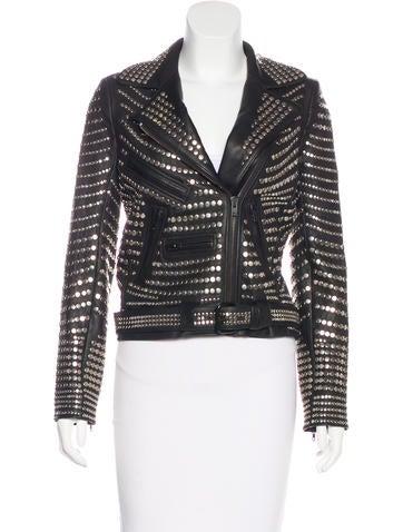 A.L.C. Blake Leather Jacket w/ Tags None