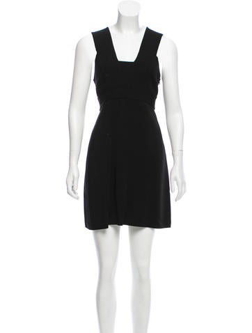 A.L.C. A-Line Mini Dress None
