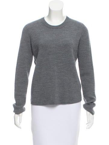 A.L.C. Wool Knit Sweater None