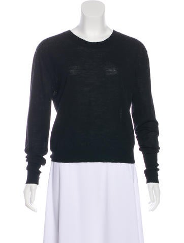 A.L.C. Long Sleeve Knit Sweater None
