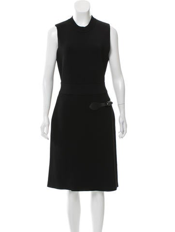A.L.C. Sleeveless Knit Dress None