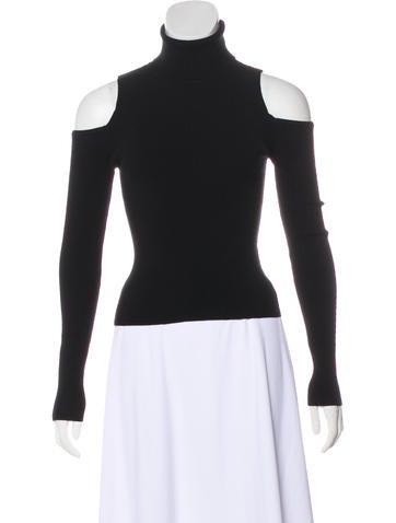A.L.C. Cold-Shoulder Knit Top None