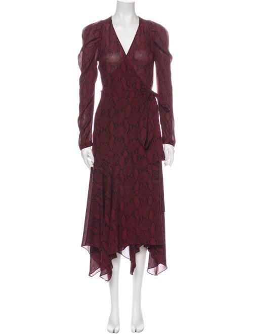 A.l.c. Silk Long Dress