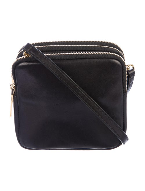 A.l.c. leather Crossbody Bag Black