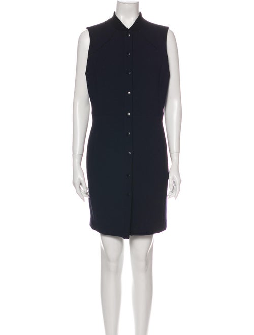 A.l.c. Mini Dress Blue