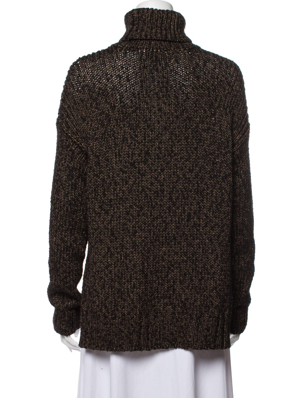 A.l.c. Wool Turtleneck Sweater Wool - image 3