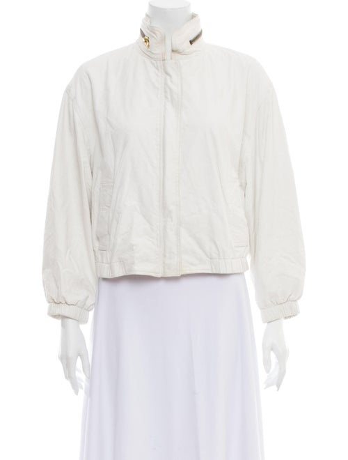 A.l.c. Leather Jacket White