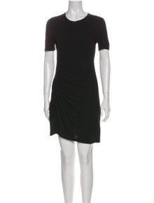 A.L.C. Crew Neck Mini Dress