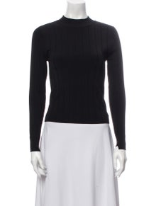 A.L.C. Mock Neck Sweater