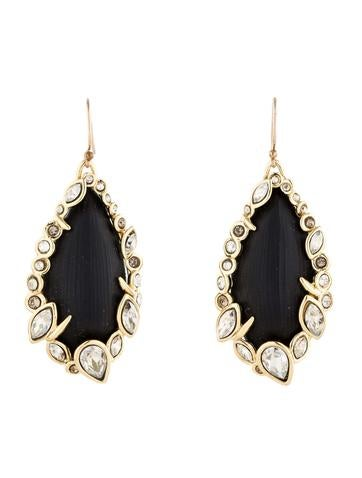 Crystal Lace Earring