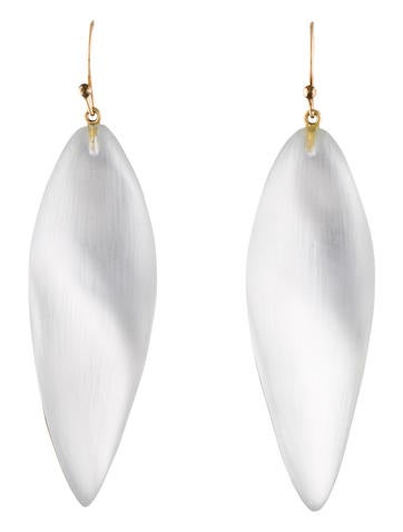 Lucite Drop Earrings